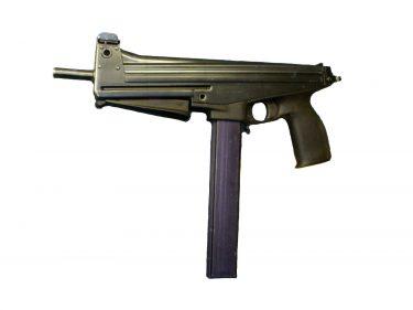 ヤティマティック|コブラの愛銃サブマシンガン