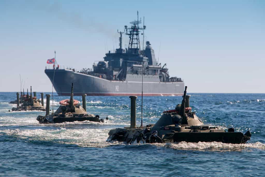 ロシア海軍歩兵