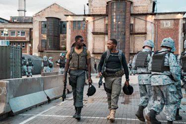 デンジャー・ゾーン|ネットフリックスの新作SF戦争映画