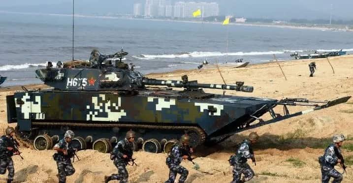 中国人民解放軍海軍陸戦隊