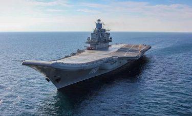 ロシア海軍唯一の空母「アドミラル・クズネツォフ」は世界一不幸な空母