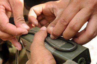 米海兵隊基地からC-4プラスチック爆薬4.5kgが姿を消す
