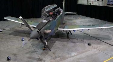 米空軍が最初のAT-6Eウルヴァリン軽攻撃機を取得