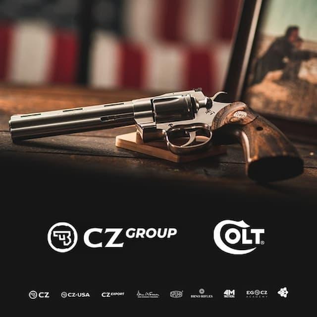 チェコCZ社が米コルト社の買収を正式発表!