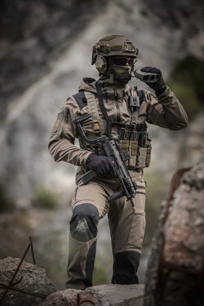 ドイツ軍特殊部隊はCarinthiaのソフトシェルBDUを調達します