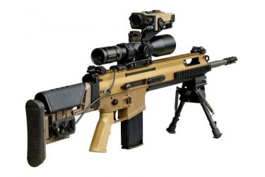 FNハースタルが開発する弾道計算器FN Elity