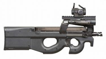 P90の5.7x28mm弾がNATOの標準弾になりました