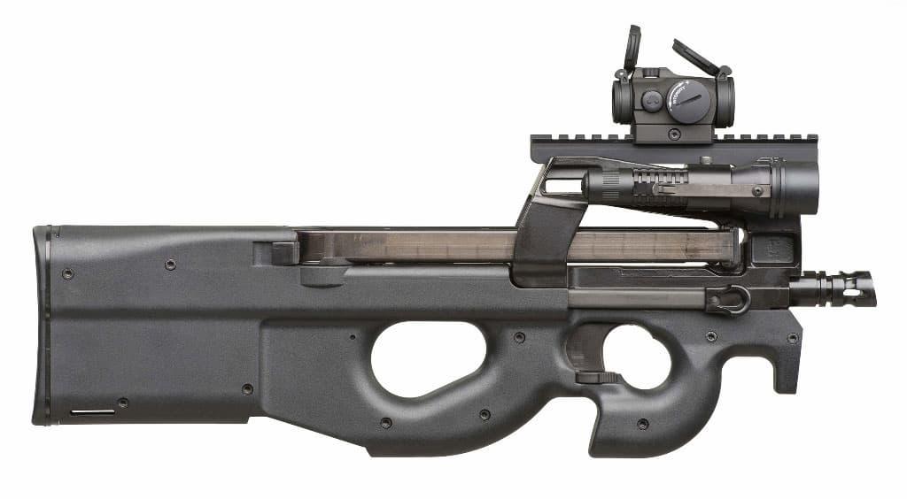 P90の5.7x28mm弾がNATOの標準弾丸になりました