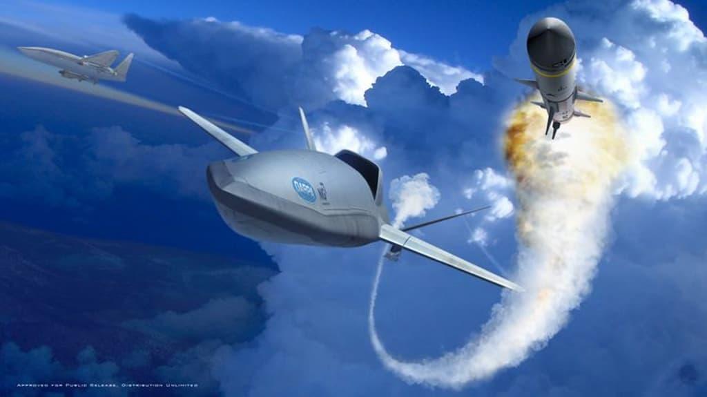 DAPRAは空対空戦闘が可能な無人航空機を開発します