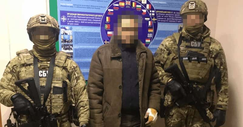ロシアのスパイがウクライナのT-84BMオプロート戦車の情報を盗んだとして逮捕