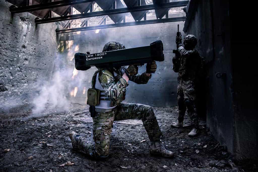 Enforcer MBDA|ドイツ連邦軍が新たに採用する携行式ミサイル