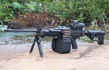 インド陸軍はネゲブ軽機関銃の最初のバッチを受け取りました