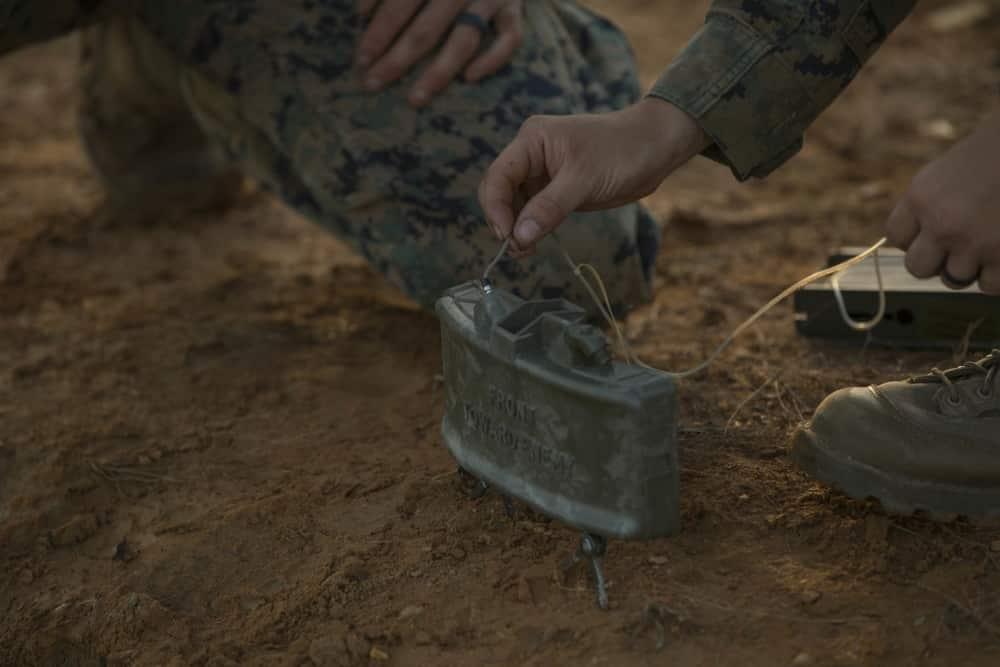 M18 クレイモア地雷