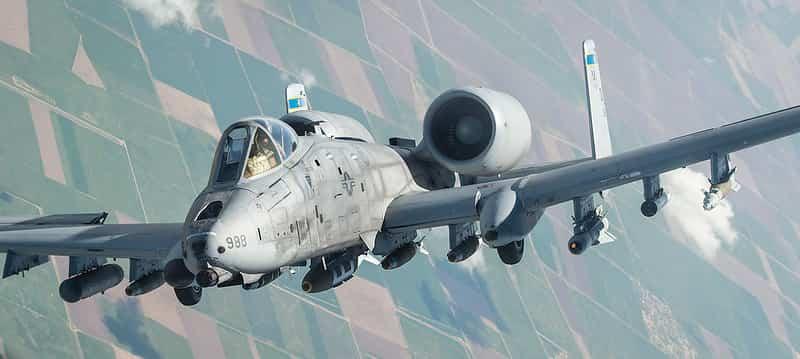 A-10サンダーボルト