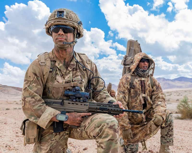 英陸軍は新しい特殊部隊レンジャー連隊を設立します