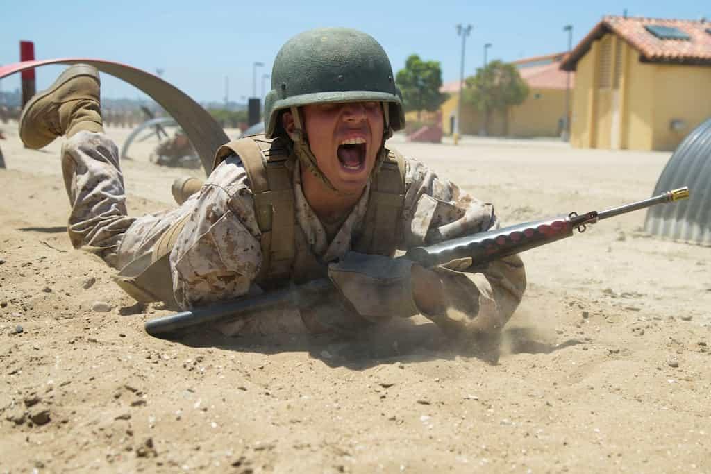 米海兵隊の掛け声「ウーラー!」の意味は?