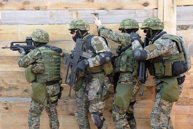 クロアチア陸軍