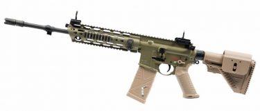 ドイツの新小銃はすったもんだの末、HK416A8になる見込みです