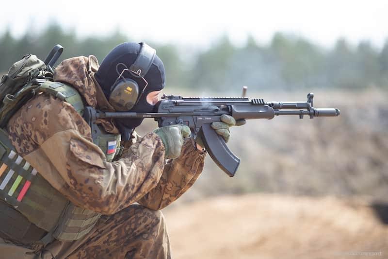 Kordの新しい小銃Kord 6P67とKord 6P68