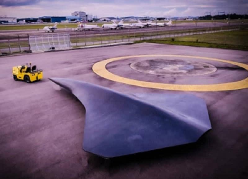 ケリーエアロスペースの音速無人戦闘機Arrow