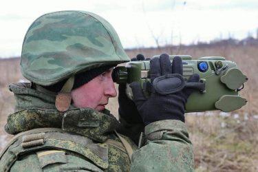 Rostecはロシア軍特殊部隊用のSych-PR偵察装置を発表しました