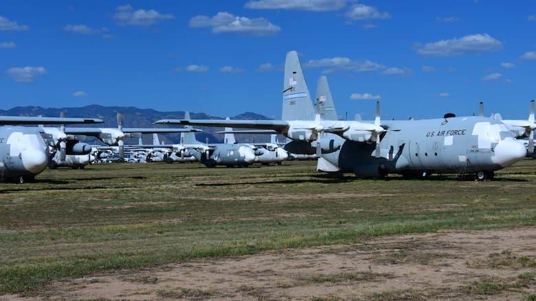 ポーランド空軍が航空機の墓場から5機のC-130H輸送機を購入。価格は非常にお得です