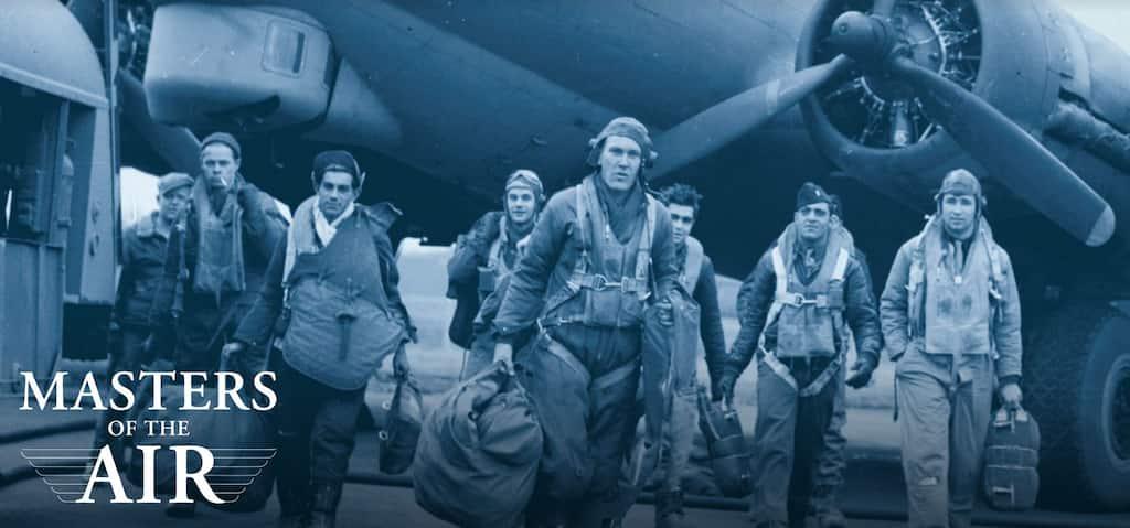 「バンド・オブ・ブラザーズ」「ザ・パシフィック」続く戦争ドラマ「マスターズ・オブ・ザ・エア」の撮影が再開