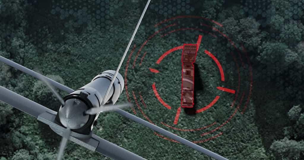 米軍特殊部隊が採用する自爆ドローンSwitchblade(スイッチブレード)