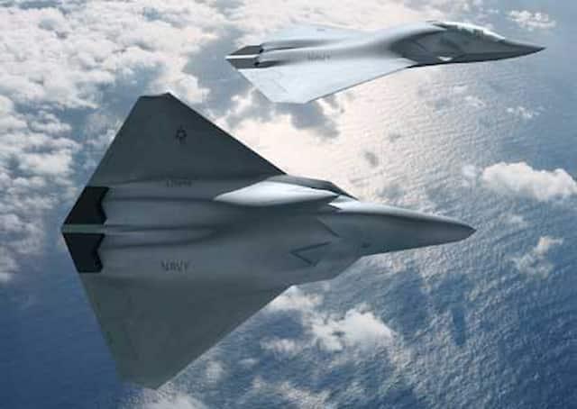 米海軍は将来、艦載機の6割がドローンになるかもしれません