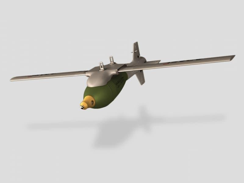 迫撃砲弾を誘導弾に変換するRASH M2