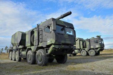 ドイツのラインメタルが戦術トラック「HX3」を発表