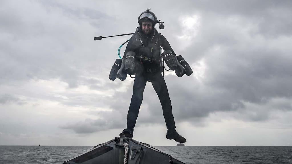 各国の軍が検討を進めるGravity Industriesのジェットパック・アイアンマンスーツ