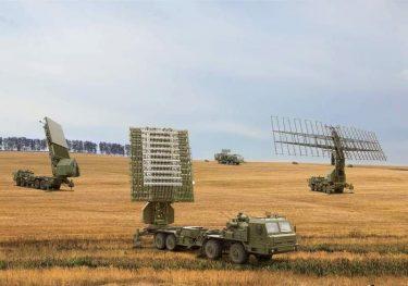 ロシアのNebo-Mレーダーはステルス機のF-22、F-35を検知します