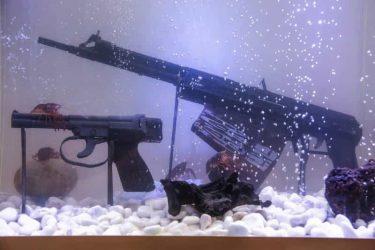 ロシアRostecは水中銃のSPP-1MピストルとAPSライフルを海外に販売します
