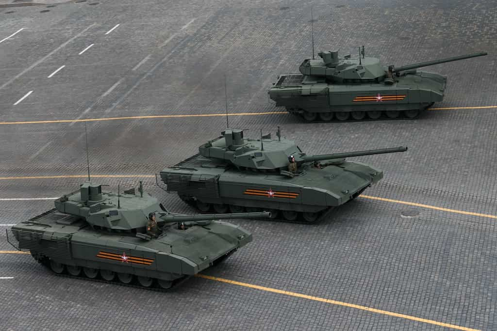 T-14・T-15アルマータファミリー