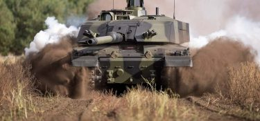 イギリス陸軍は主力戦車をチャレンジャー3に改修する