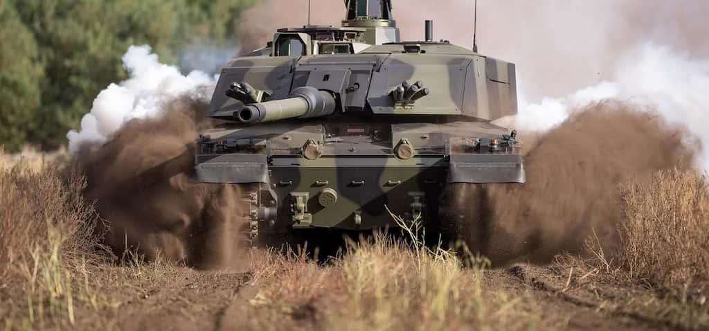 イギリス陸軍は主力戦車をチャレンジャー3へ改修します