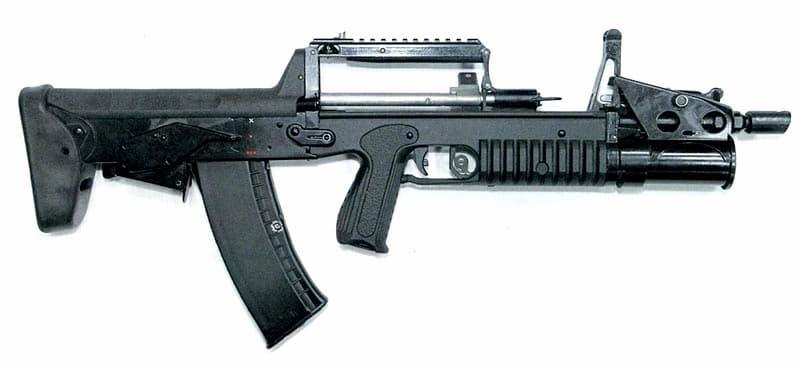 ADS水陸両用ライフル
