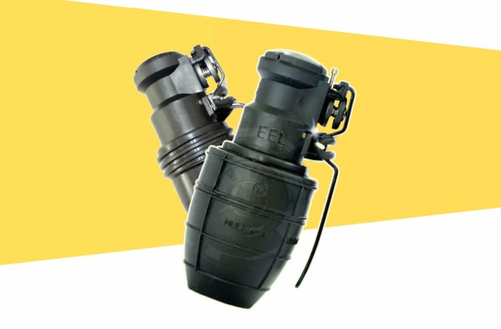 インド軍は古いミルズ型手榴弾を止め、MMHG手榴弾を受け取ります