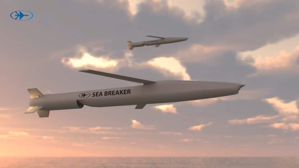 ラファエルがAIを使う「シーブレイカー」精密誘導ミサイルを発表
