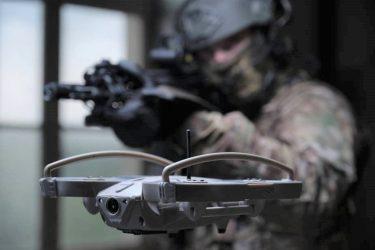 FBI・テロ対策部隊御用達!屋内戦術ドローンLoki Mk2