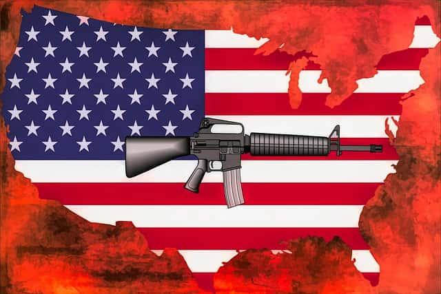 米連邦判事がカルフォニア州のアサルトライフルの規制を撤回する判決を下す