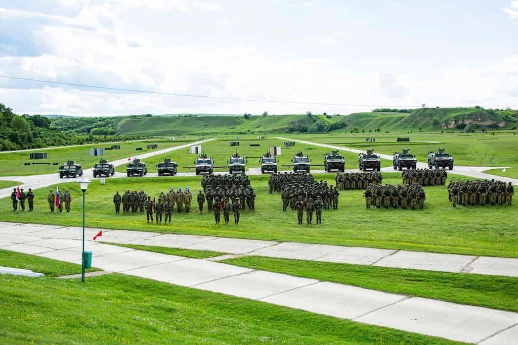 ロシア軍はNATOに対抗して西部軍管区に新しく20の部隊を編成します