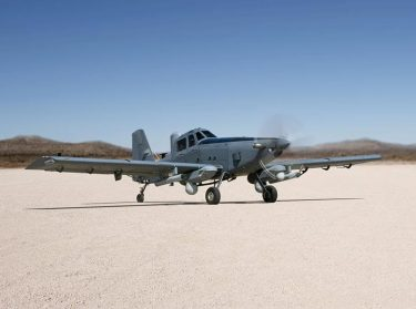 アメリカ特殊作戦軍が導入を検討する5つの軽戦術航空機