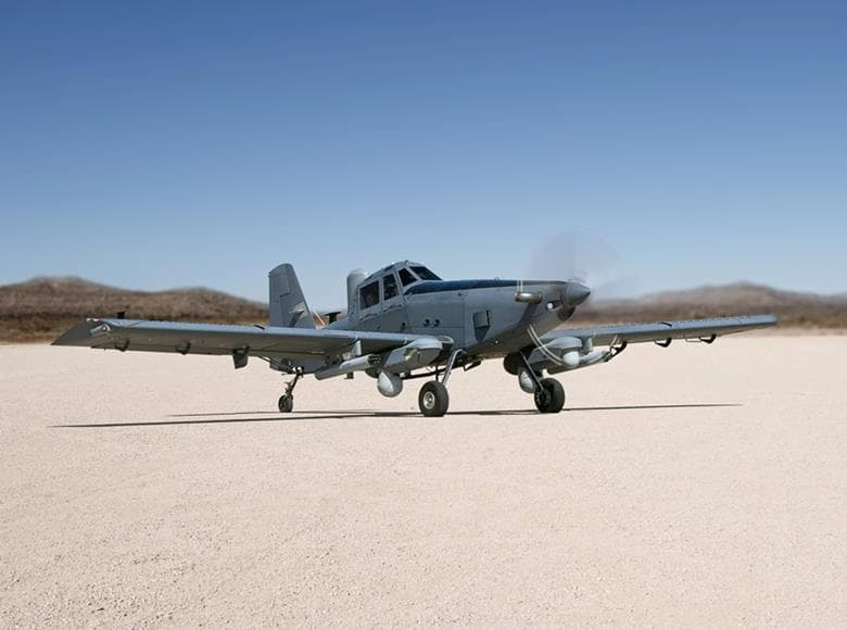 AT-802U Sky Warden(AT-802U スカイ・ウォードゥン)