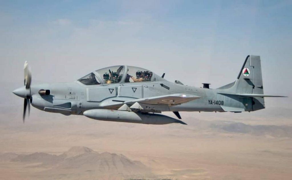 パイロットの暗殺に弾薬不足。アフガニスタン空軍は崩壊寸前です