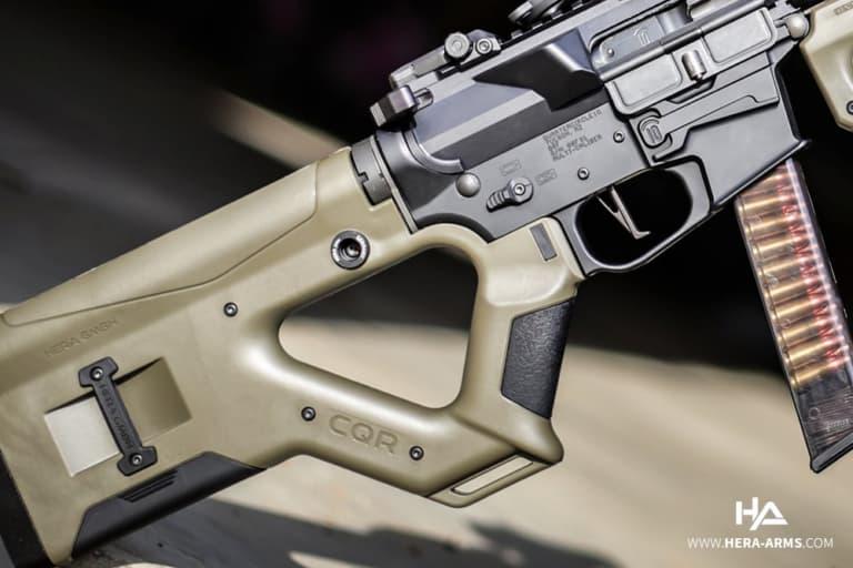 Hera Arms CQR ストック