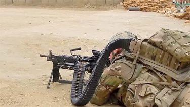 米軍の弾薬バックパック「IronMan」と「Avenger」