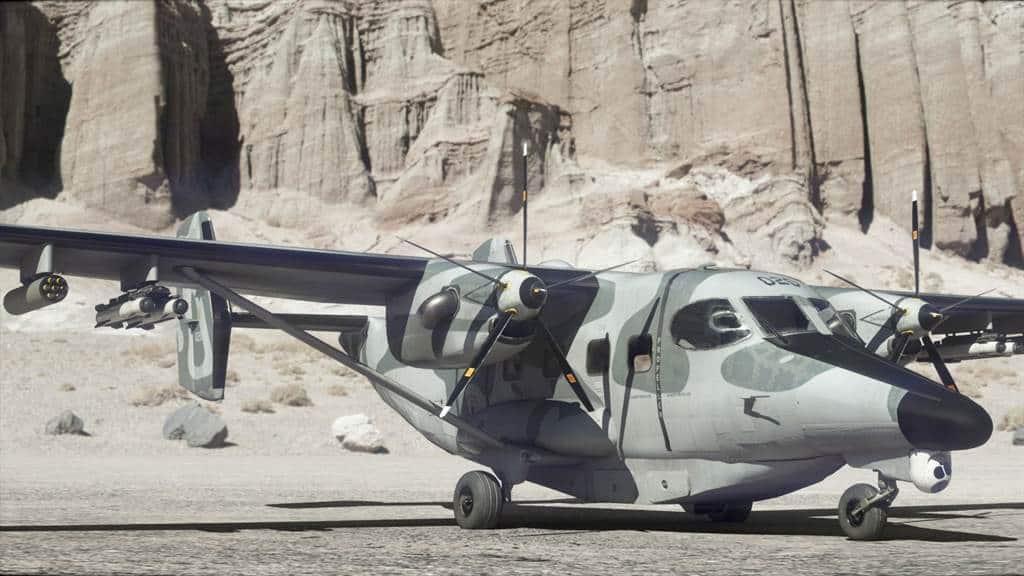 MC-145B Wily Coyote(MC-145Bウィリー・コヨーテ)