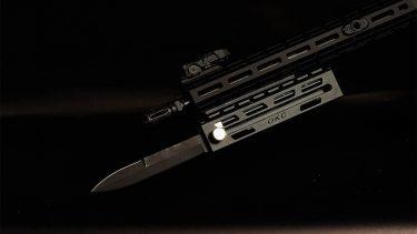 オンタリオ・ナイフカンパニーが収納式銃剣を発表